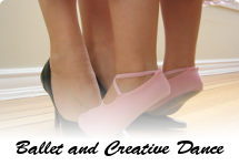 Ballet and Creative Dance